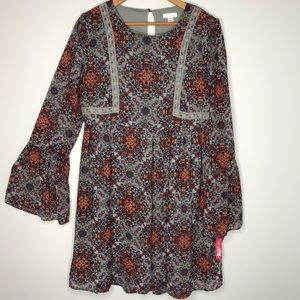 [Xhilaration] Dress from Target with Long Sleeves